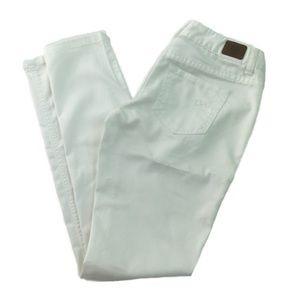 NWOT Stretchy Skinny White Jeans American rag